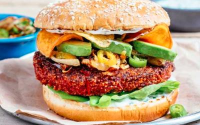 Día Mundial del Veganismo presentamos nuestros Nuggets y Hamburguesas veganas